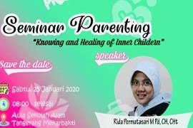 Seminar Parenting - Knowing and Healing of Inner Children